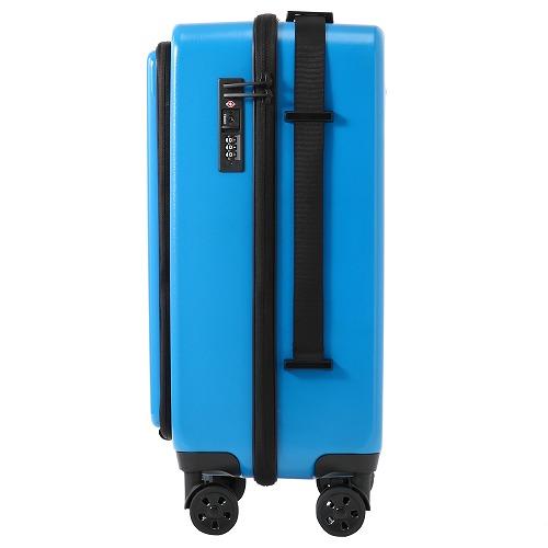 2eeb9cd779 DFW スーツケース トランク 機内持ち込み可 2~3泊程度の旅行や出張に 31リットル 05789