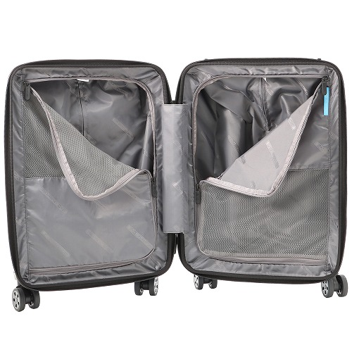 29f2bca8fc DFW スーツケース トランク 機内持ち込み可 2~3泊程度の旅行や出張に 31 ...
